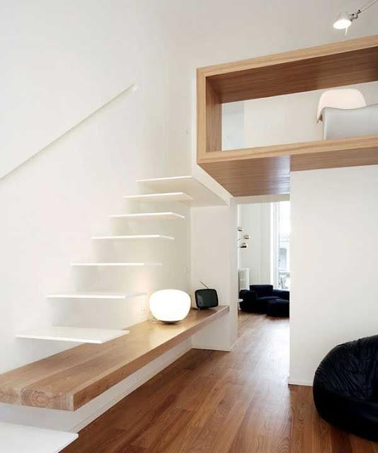 modern staircase design contemporary