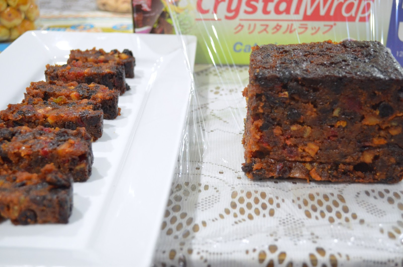 Cake Recipes In Sinhala Video: SucreebyPreeta: Spicy Christmas Cake (Sri Lankan Sugee