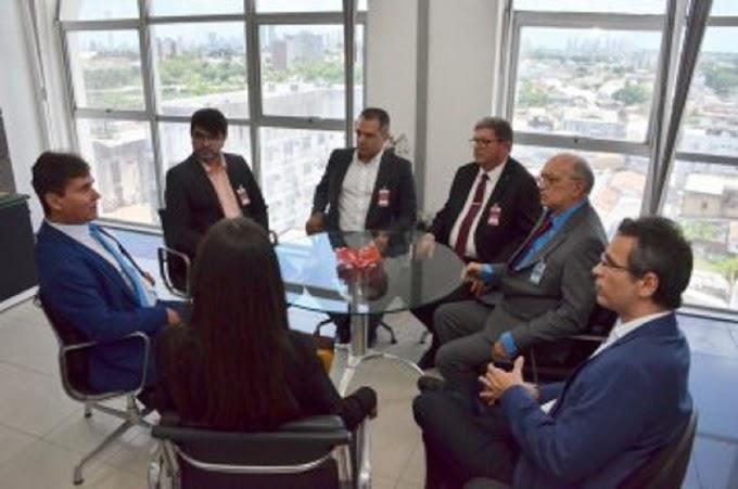 TJPB e Prefeitura de Patos discutem doação do terreno onde funciona o Fórum Miguel Sátyro