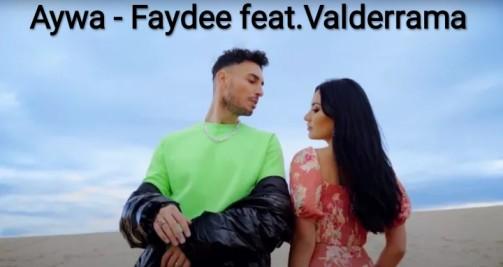 Aywa Lyrics - Faydee feat.Valderrama