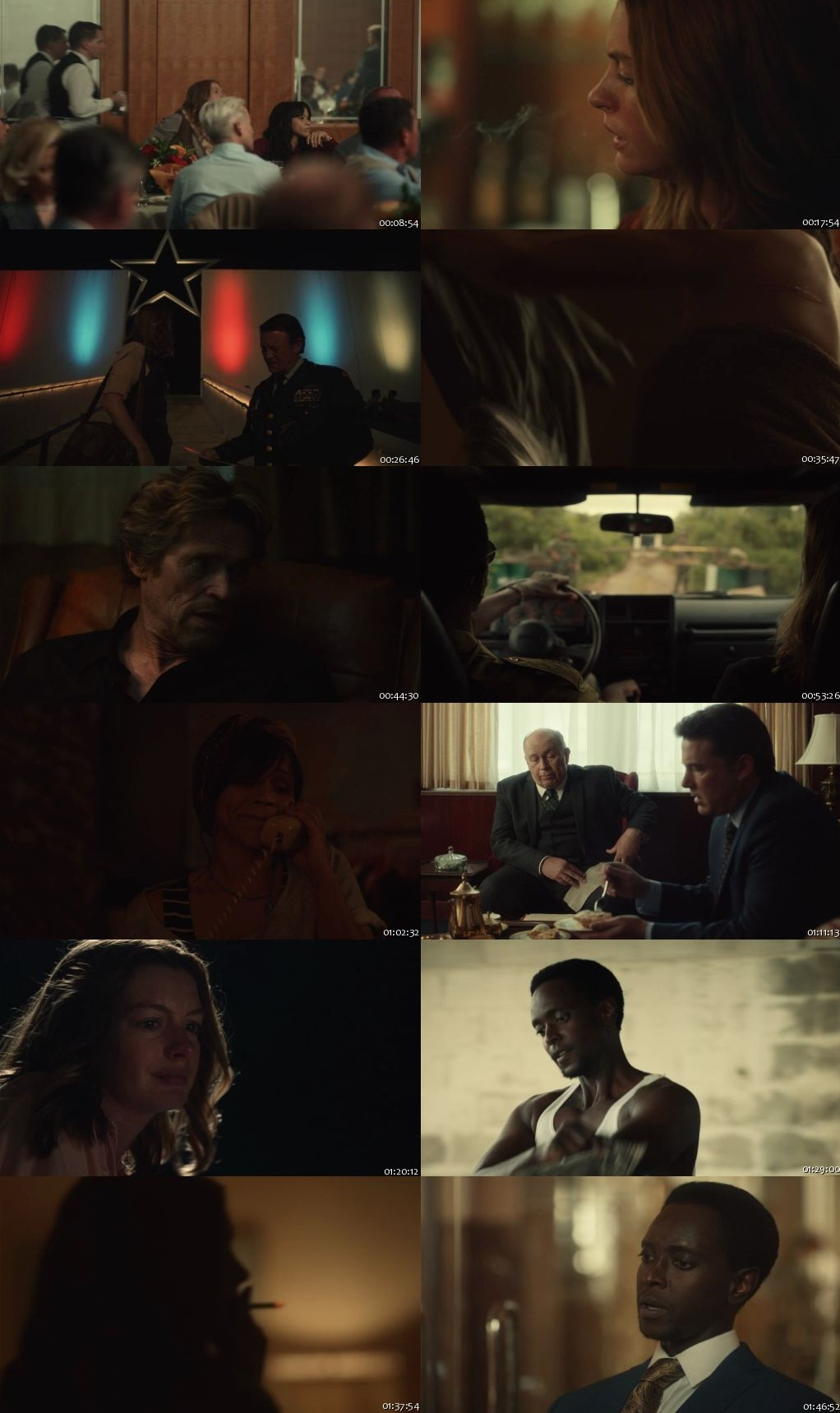 The Last Thing He Wanted 2020 Full Movie Online Watch HDRip 720p