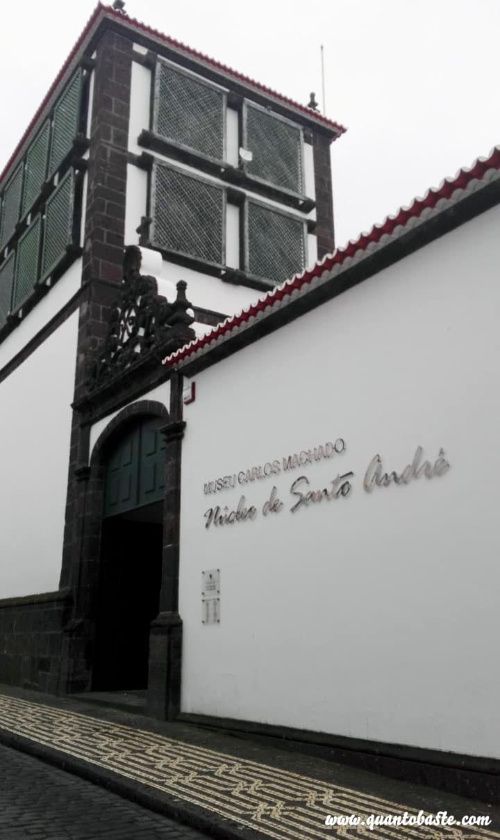 Museu Carlos Machado_Núcleo de Santo André - Ponta Delgada - São Miguel - Açores