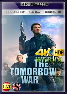 La Guerra del Mañana (2021) WEB-DL 4K UHD HDR LATINO/INGLES