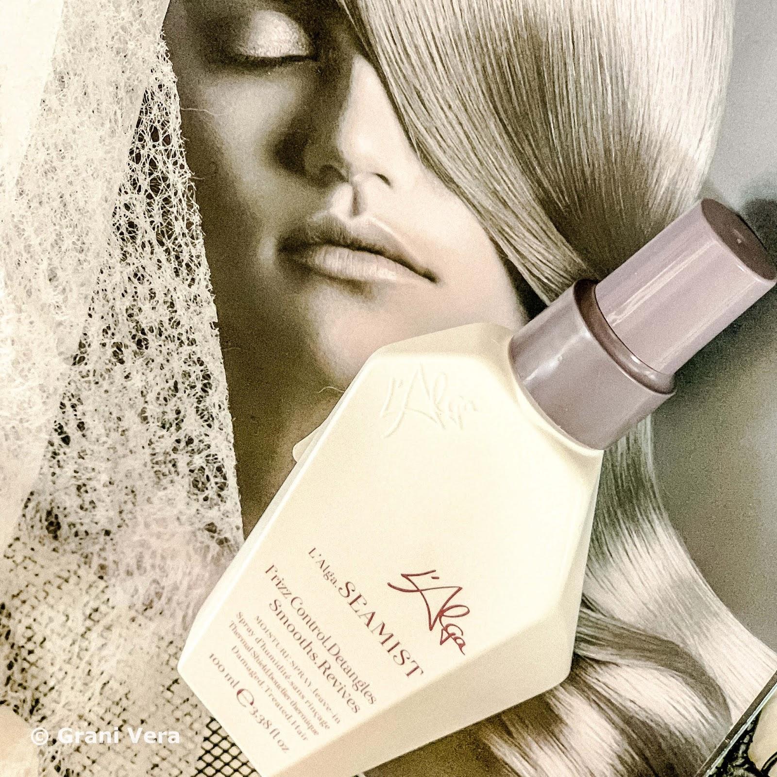 L'Alga Seamist - mgiełka do włosów bez spłukiwania