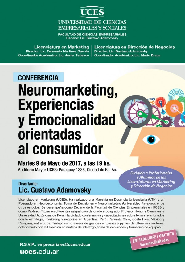 neurociencias marketing neuromarketing adamovsky