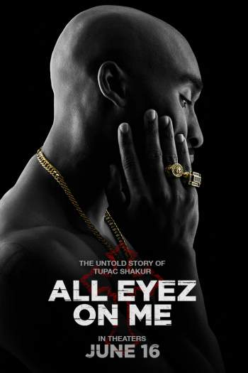 All Eyez on Me: A História de Tupac Torrent – BluRay 720p/1080p Dual Áudio