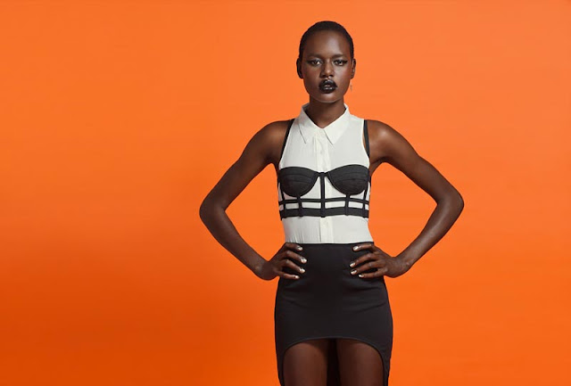 Jet-Setting Model Ajak Deng Shares Her Travel Style Secrets