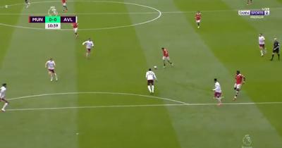 Link Live Streaming Manchester united vs Aston Villa 25 September 2021