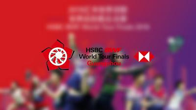 Keputusan BWF World Tour Finals 2019 (Jadual)