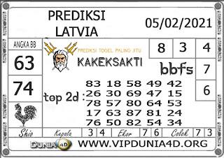 Prediksi Togel LATVIA DUNIA4D 05 FEBRUARI 2021