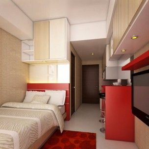 furnish apartemen murah