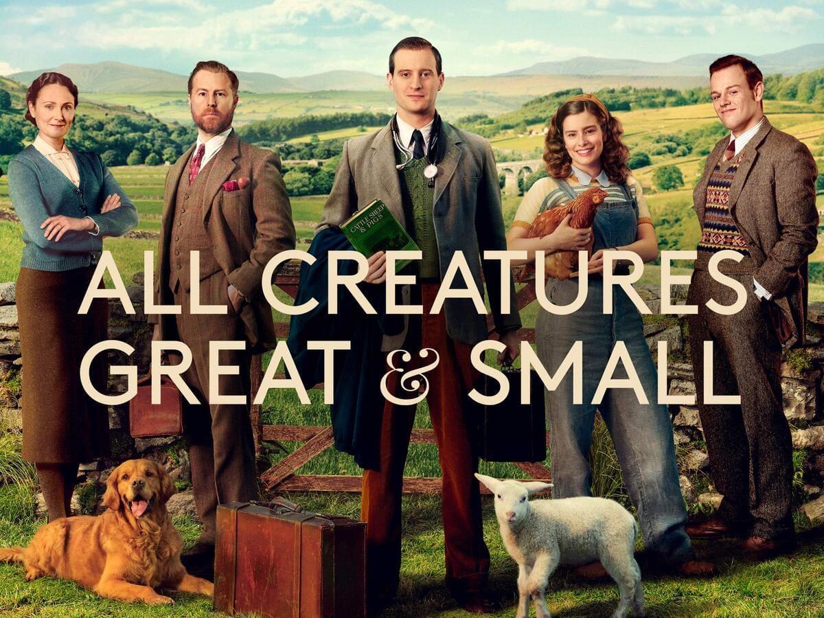 Todas las criaturas grandes y pequeñas