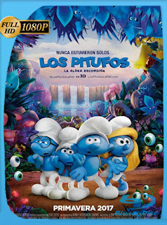 Los pitufos: La aldea escondida (2017) HD [1080p] Latino [GoogleDrive]