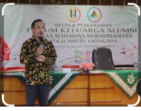 FOKAL IMM Desak Ali Mukhtar Ngabalin di Berhentikan