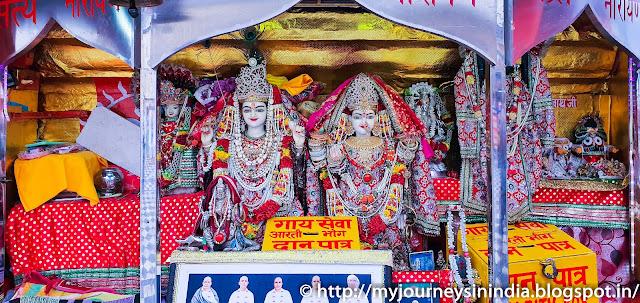 Ganga Mathat at Har-Ki-Pauri Haridwar