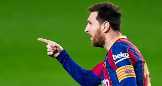 Barca players rating in Elche win with Messi 9, Braithwaite 7.5