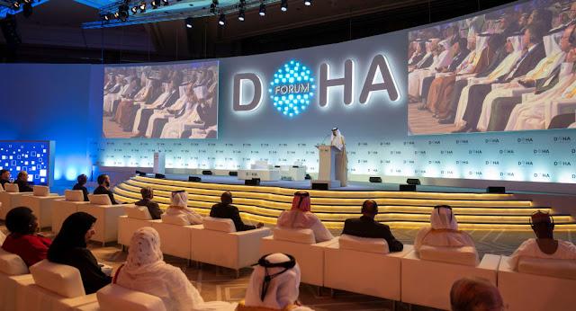 مسؤول أمريكي يوجه رسالة قوية إلى السعودية من قلب قطر