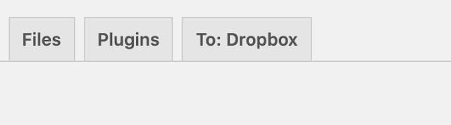 Menghubungkan ke Dropbox