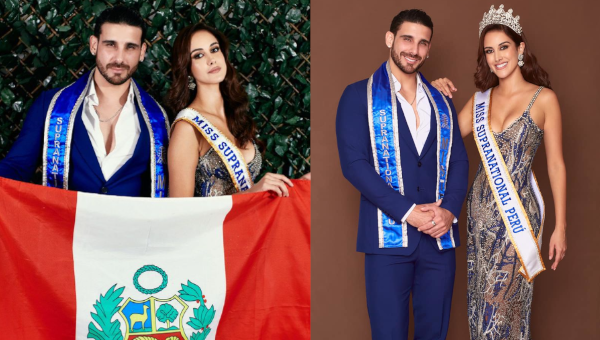 Alvaro Vargas es Mister Supranational Perú 2020
