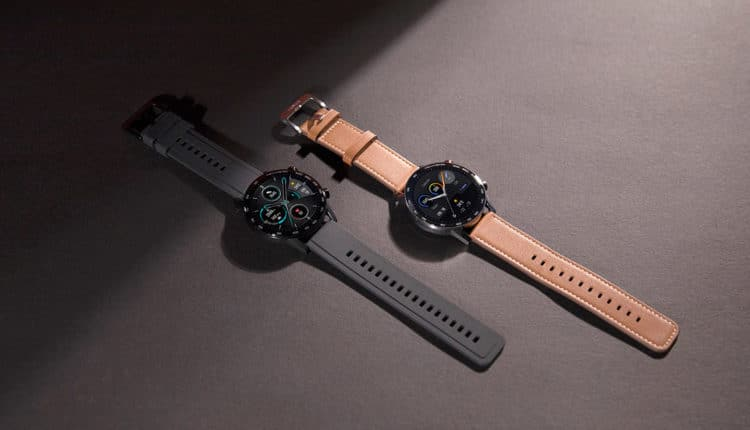 The new MagicWatch 2 supports a healthy lifestyle