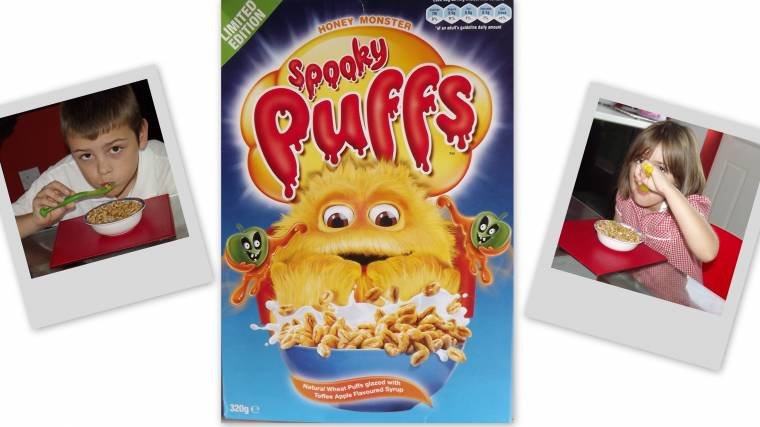 New Limited Edition Monster Spooky Puffs Review