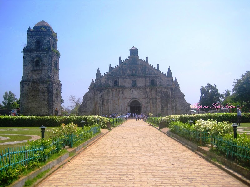 Paoay Church - Structure with Enormous Creativity