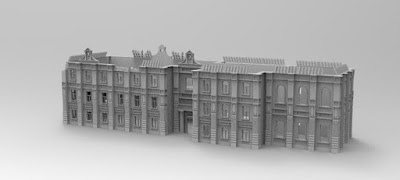 STRETCH GOAL £3000 OPENED STALINGRAD TRAIN STATION picture 1