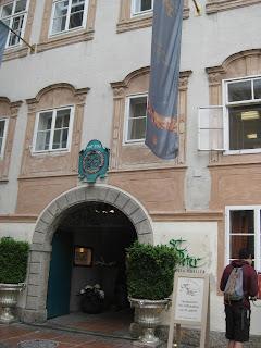 Stiftskeller St. Peter, the oldest restaurant in Europe