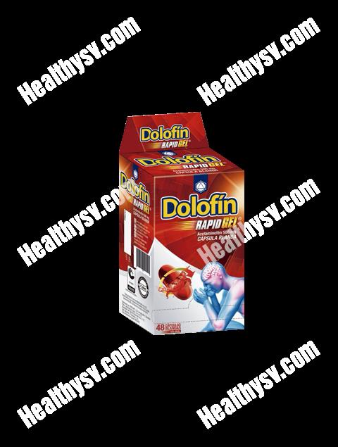 Dolofin Rapid Gel