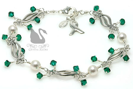 Winds of Hope Organ Transplant Awareness Bracelet (B192)