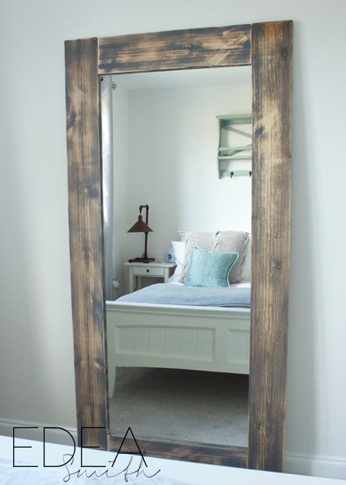 0 Down Lease >> DIY - UPCYCLED 'IKEA HACK' MIRROR FRAME [with plans ...