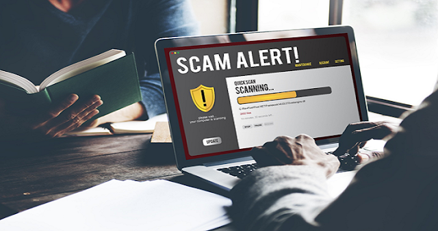 5 Ways to Avoid Online Scams