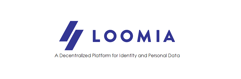 LOOMIA - A Decentralized Platform for Identity and Personal Data