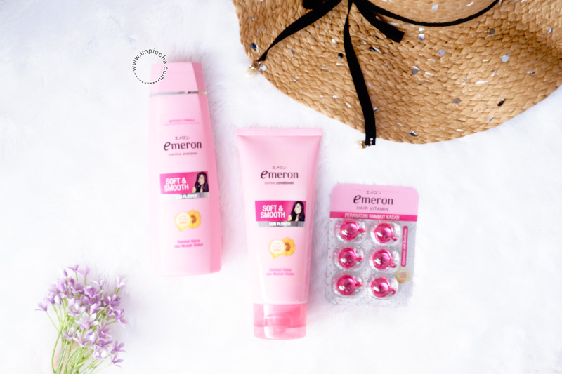 Emeron Complete Haircare Soft & Smooth