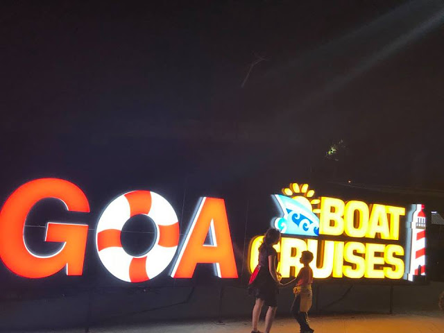 GOA Boat Cruises