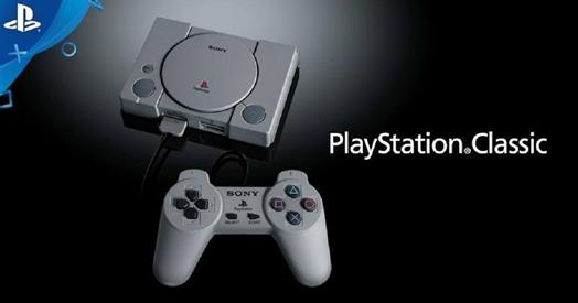 PlayStation Classic နာမည္နဲ႔ တစ္ေက်ာ့ျပန္လာေတာ့မယ့္ PlayStation 1