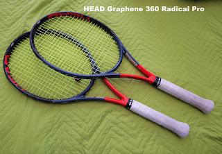 Head Graphene 360 Radical Pro feedback