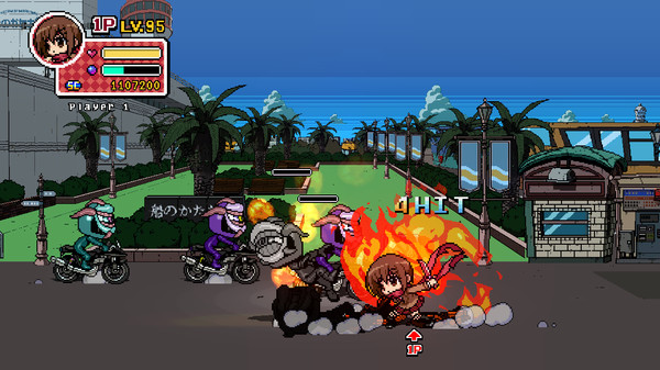 Phantom Breaker Battle Grounds PC Full Version Screenshot 2