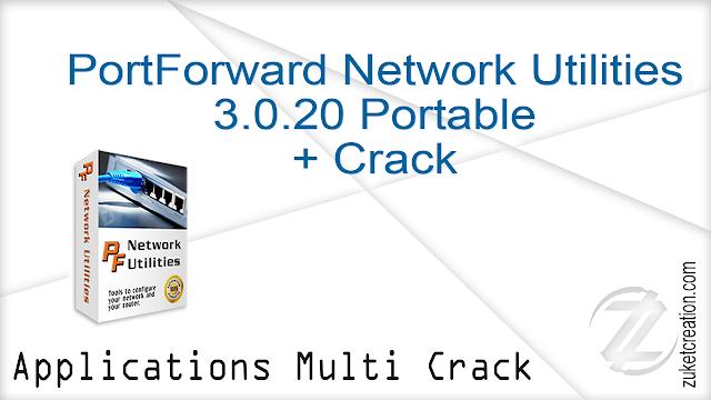 PortForward Network Utilities Crack Archives