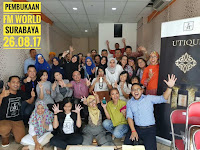 Grand Launching Kantor Cabang FM Surabaya 26 Agustus 2017