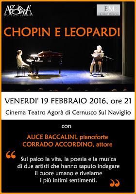 """Leopardi E La Musica """"Chopin e Leopardi�..."""