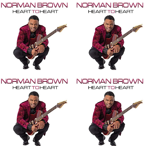 Norman Brown's Music: Heart To Heart (11-Track Album) - Songs: Heading Wes, Unconditional, Amen, Just Groovin, Ocean Breeze.. - AAC/MP3 Download