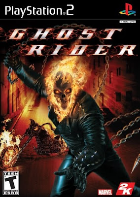 Ghost Rider (NTSC) PS2 2007 Torrent Download
