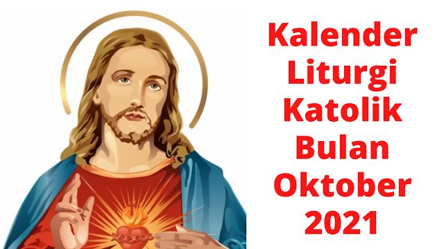 Renungan Harian Katolik Bulan Oktober 2021
