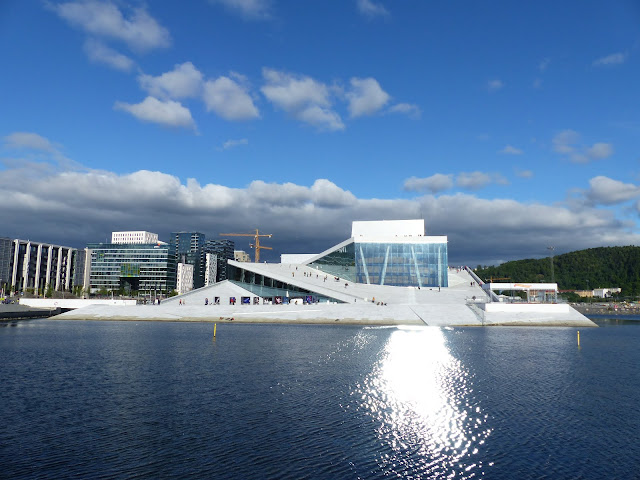 Visit Oslo, Opera House, Visit Norway