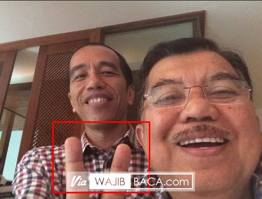 Tak Sadar Sering Selfie Bergaya