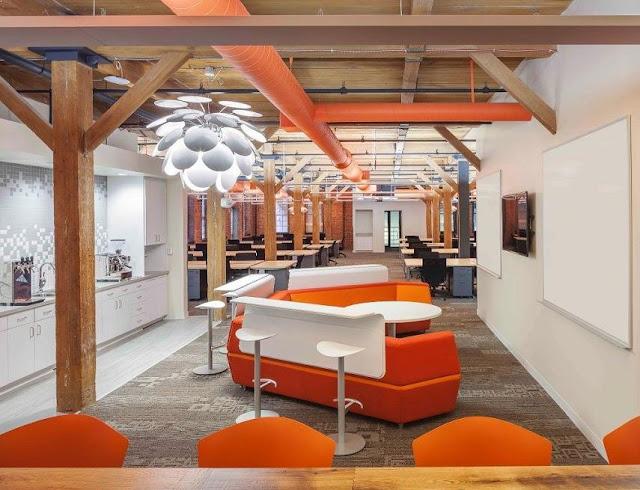 best buy modern office break room furniture design for sale
