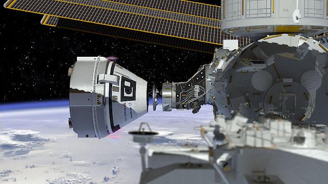 Boeing's spacecraft lost its way
