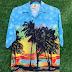 เสื้อฮาวายวินเทจ Maui maui