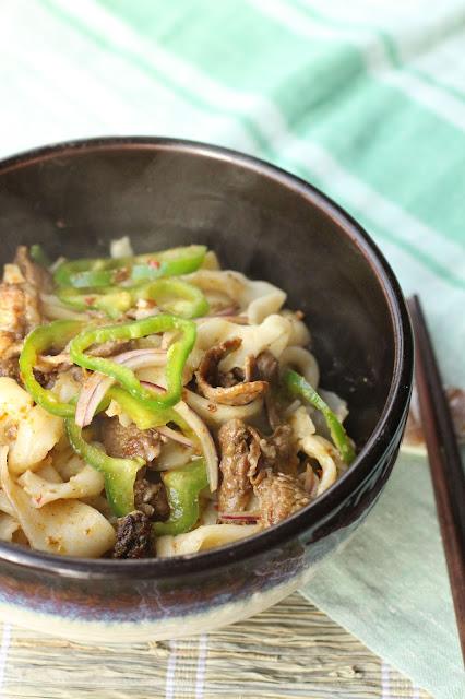 agneau cumin xi'an famous food